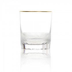 Crystal whisky glass 280ml. ROYAL collection