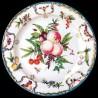 """Assiette en tôle """"Musées"""" Duke of Gloucester"""
