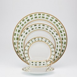 Saucière Royal Limoges collection Makassar