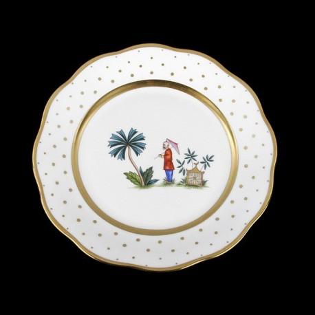 Assiette de table 26cm de diamètre/ personnage 3