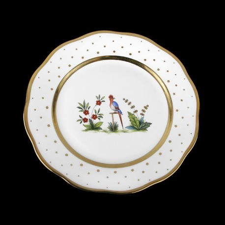 Soup plate of 25,5cm diameter/ bird 3