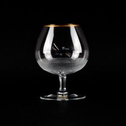Crystal cognac glass 320ml. ROYAL collection