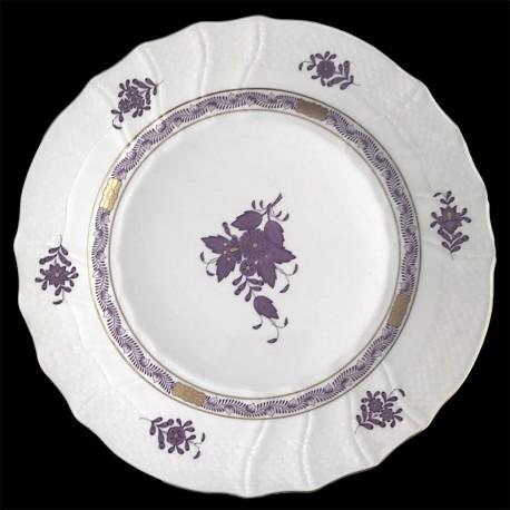 Assiette de table Apponyi