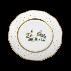 Salad plate of 21cm diameter/ bird 2