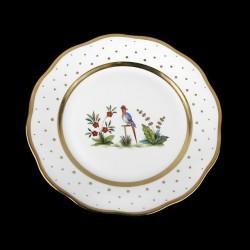 Assiettes à salade de 21cm de diametre/ oiseau 3