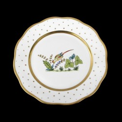 Salad plate of 21cm diameter/ bird 6