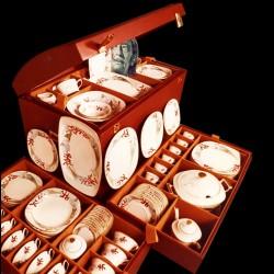 Service en porcelaine Salvador Dali 1977