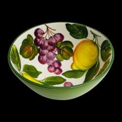 Saladier faïence Olives et Tomates taille 1