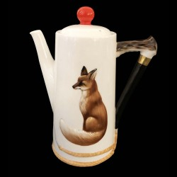 Royal Doulton renard Cafetière MM