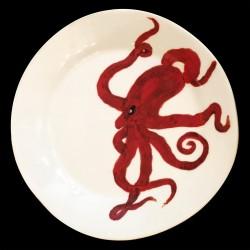 Lobster diner plate D 28 cm