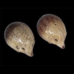 Paire de hedgehogs
