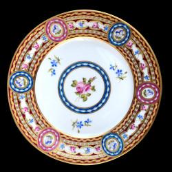 Dessert plate 18.5cm EGA Herend