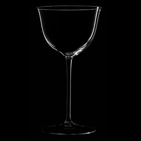 Water glass on stem crystal collection Patrician Hoffmann