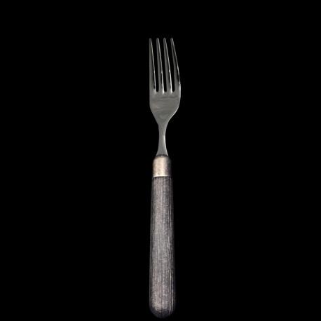 Dessert fork Brindille Collection Grey