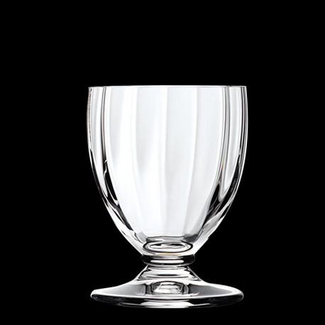 Verre à eau en cristal côte vénitienne 27 cl