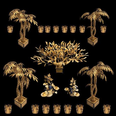 Kit grand luxe Jardin d'Eden