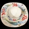 """Service en porcelaine """"Sirenas"""" pour 12 personnes, Dali, N° 520"""