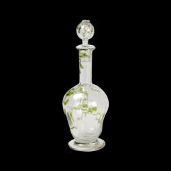 """Mistletoe"" Decanter Edmond Lachenal"