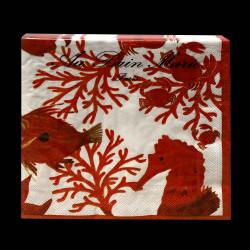 Paper napkin Nemo collection 40x40 cm