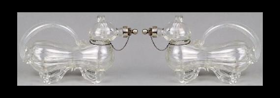 Хрусталь - Стекло: графины, бутылки, стаканы