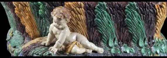 Objetos decorativos : floreros, esculturas, macetas