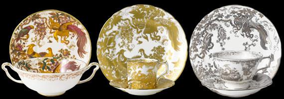 Porcelaine Royal Crown Derby