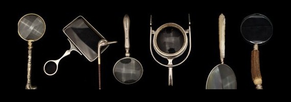Magnifying Glasses, accessories